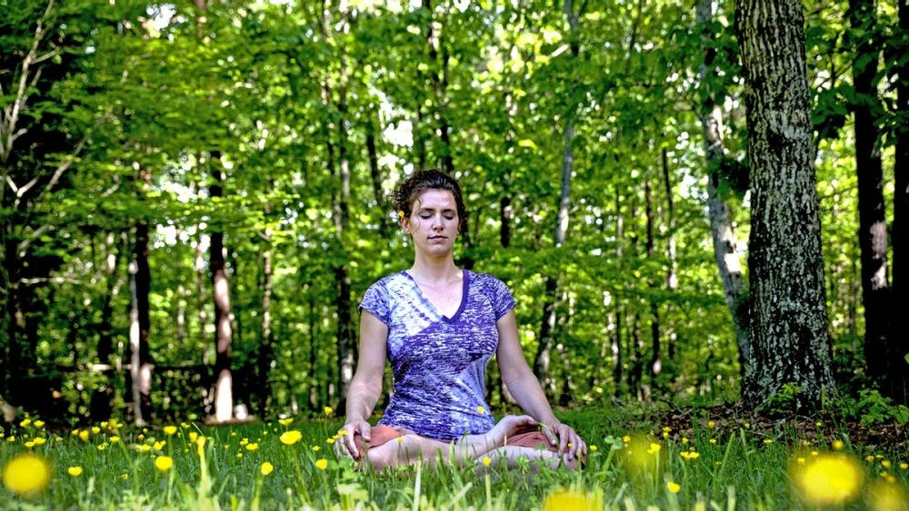 Alternative therapies are treatments that are either used instead of or in conjunction with medical treatments, such as acupuncture, yoga and meditation.