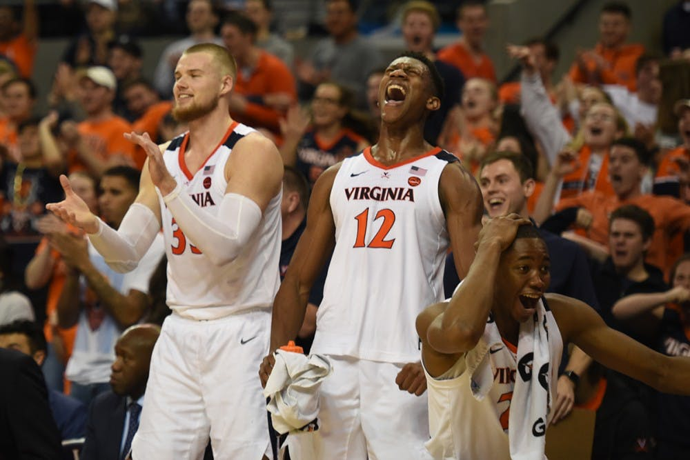 <p>Virginia is now in sole possession of first place in the ACC.</p>