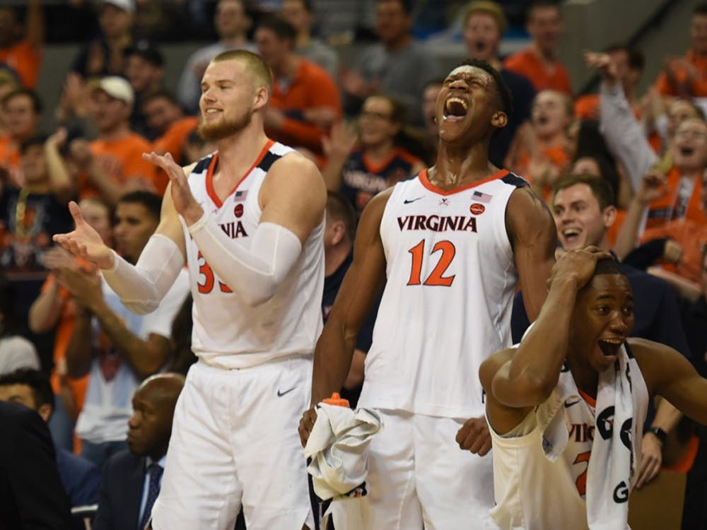 Virginia is now in sole possession of first place in the ACC.