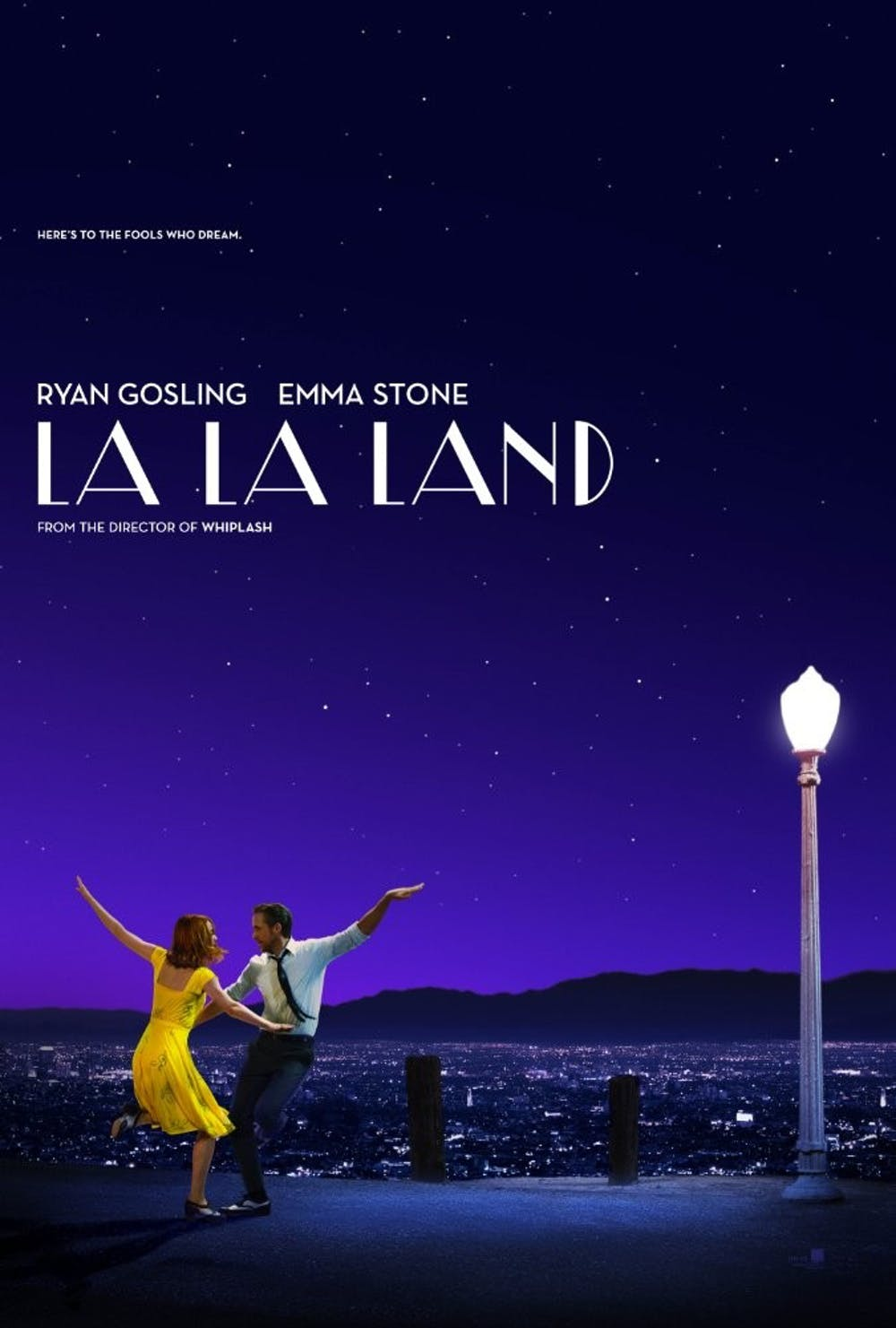 "<p>""La La Land"" dazzles with Emma Stone and Ryan Gosling.</p>"