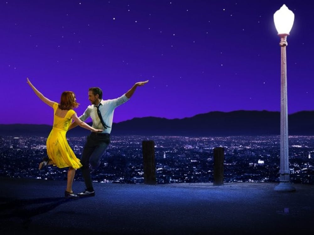 """La La Land"" dazzles with Emma Stone and Ryan Gosling."