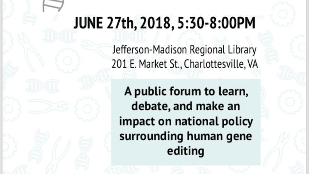 This forum is part of a national effort lead by the National Science Foundation to understand the public sentiment towards the consequences of genetic engineering.