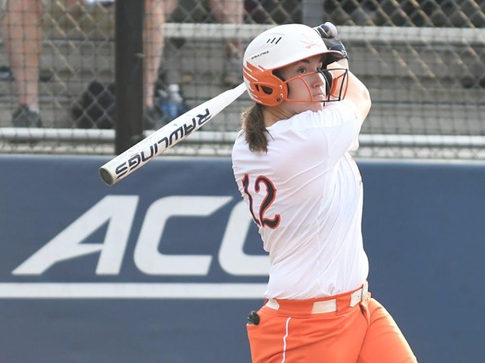 Senior catcher Katie Park had two RBIs in Virginia's3-2 win over Georgia Tech Saturday.