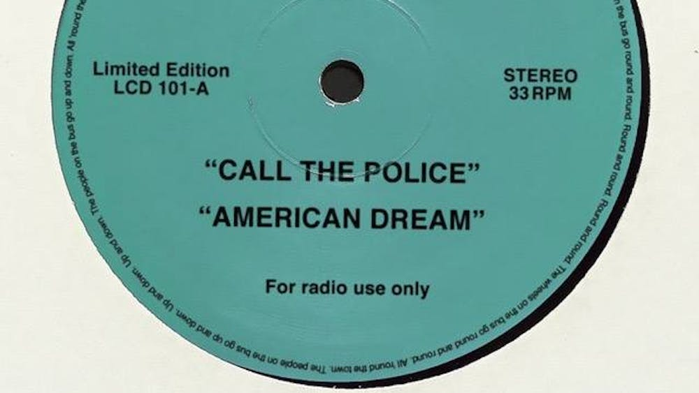 """LCD Soundsystem returns with""""call the police"""" and """"american dream."""""""