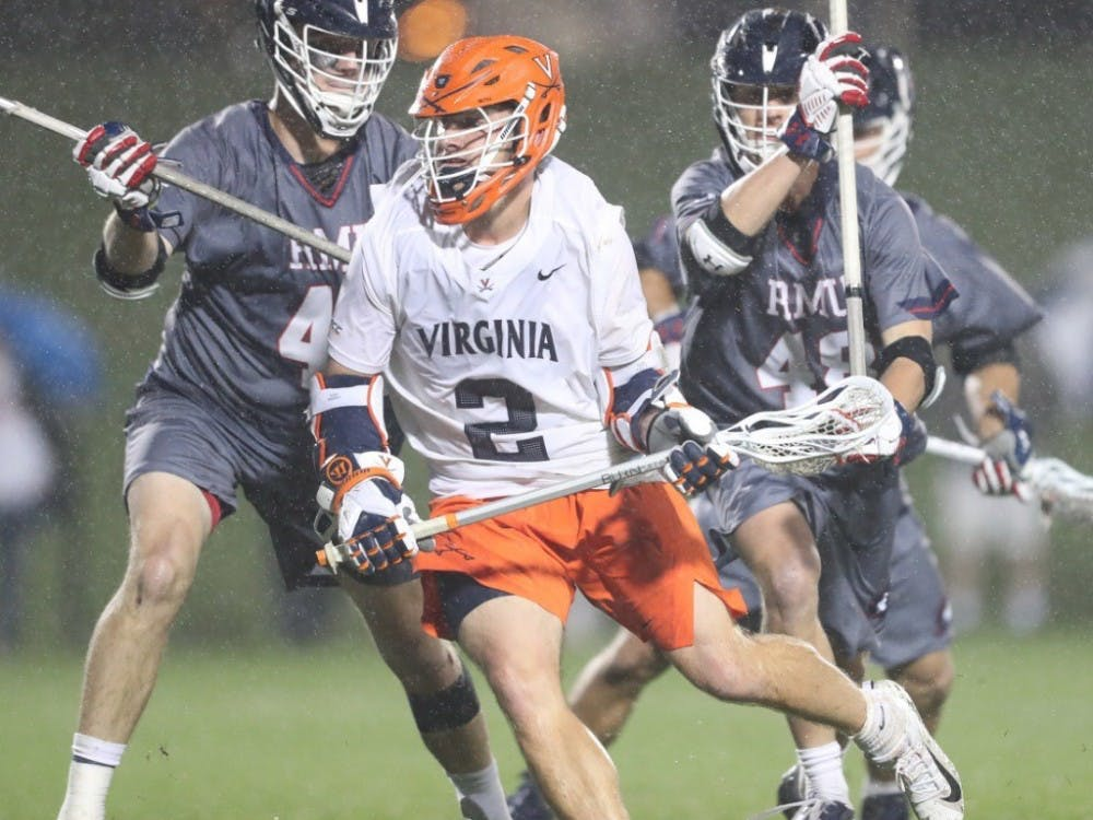 Junior attackman Michael Kraus delivered in the clutch by scoring the penultimate goal in regulation.