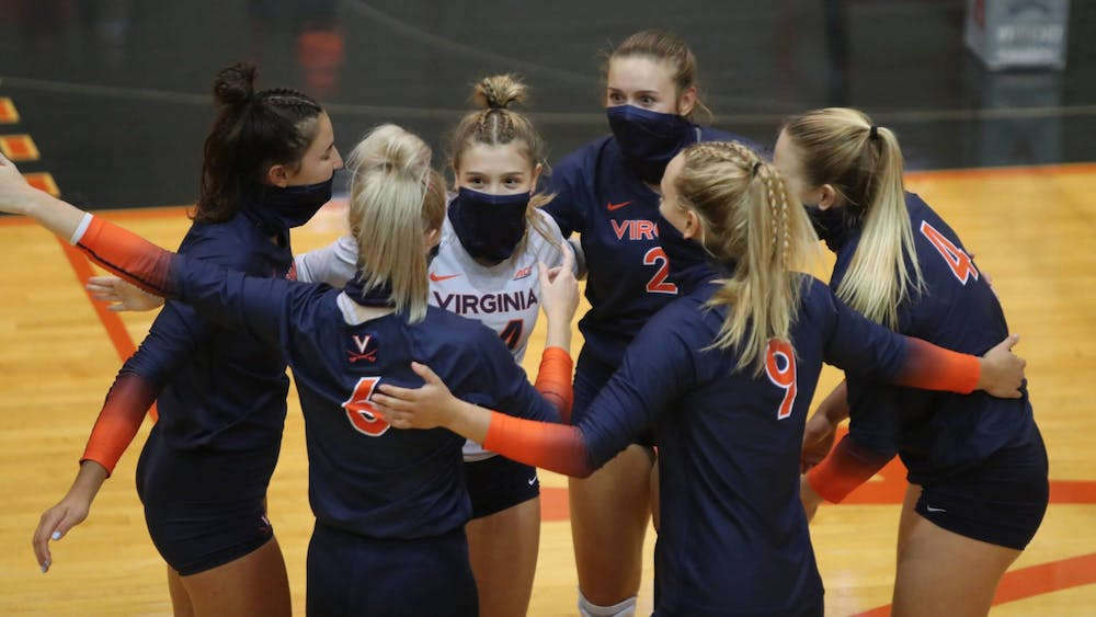 A win over the Cardinals would mark one of the biggest upsets in Virginia volleyball history.