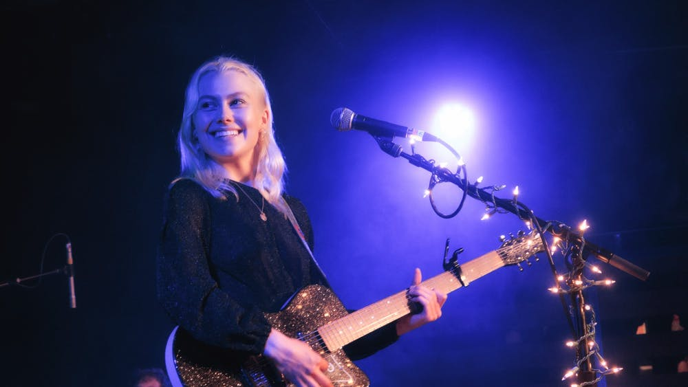 Phoebe Bridgers, an indie favorite, in July 2018 at The Crocodile in Seattle.