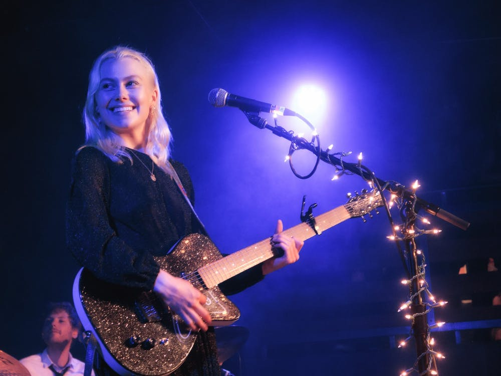 Phoebe Bridgers, an indie favorite, in July 2018 at The Crocodile in Seattle.
