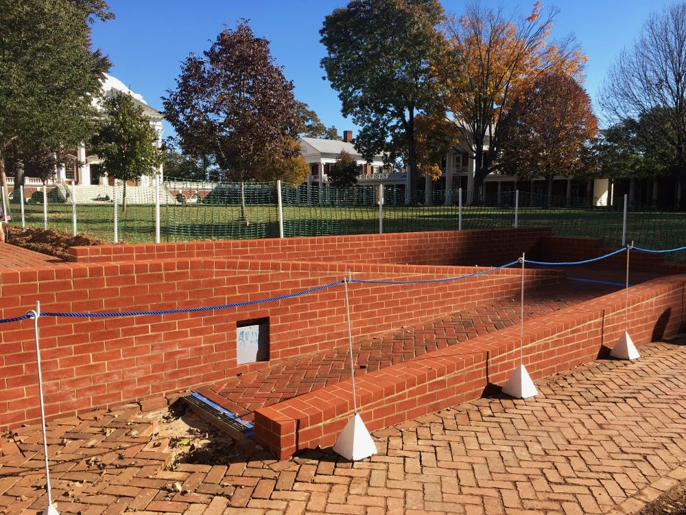 The ramps are due to be set up by the start of the spring semester.