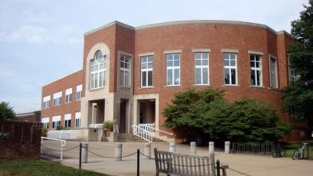 The Biology Department, housed in Gilmer Hall, is among the many STEM departments that offer classes for non-STEM majors.