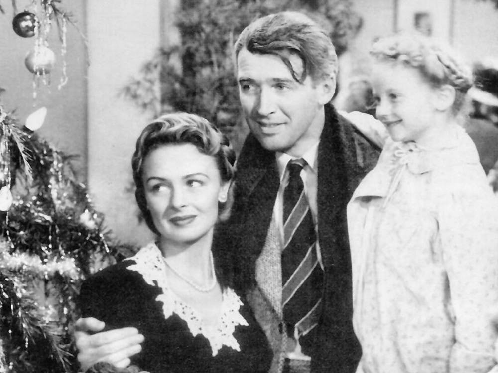"Engineering Student Will Hofer decided to bring back the tradition of showing the film ""It's a Wonderful Life"" around the time of finals."