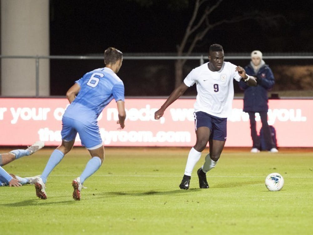 Dike was a bonafide star throughout this two years in Charlottesville, leading the Cavaliers to a College Cup appearance and No. 1 ranking in 2019.