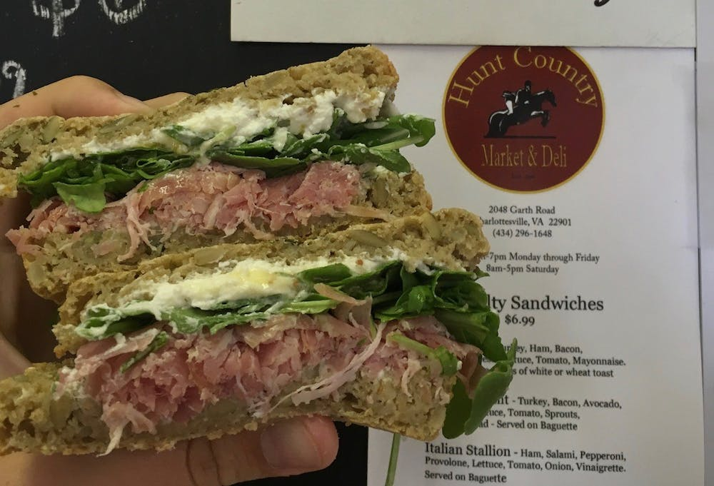 <p>For 17 years, the Hunt Country Market &amp; Deli has provided Charlottesville residents and students with quality sandwiches and an impressive selection of local snacks.&nbsp;</p>