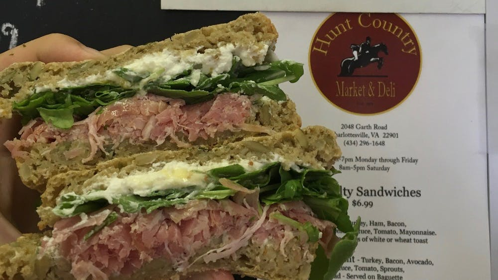For 17 years, the Hunt Country Market & Deli has provided Charlottesville residents and students with quality sandwiches and an impressive selection of local snacks.