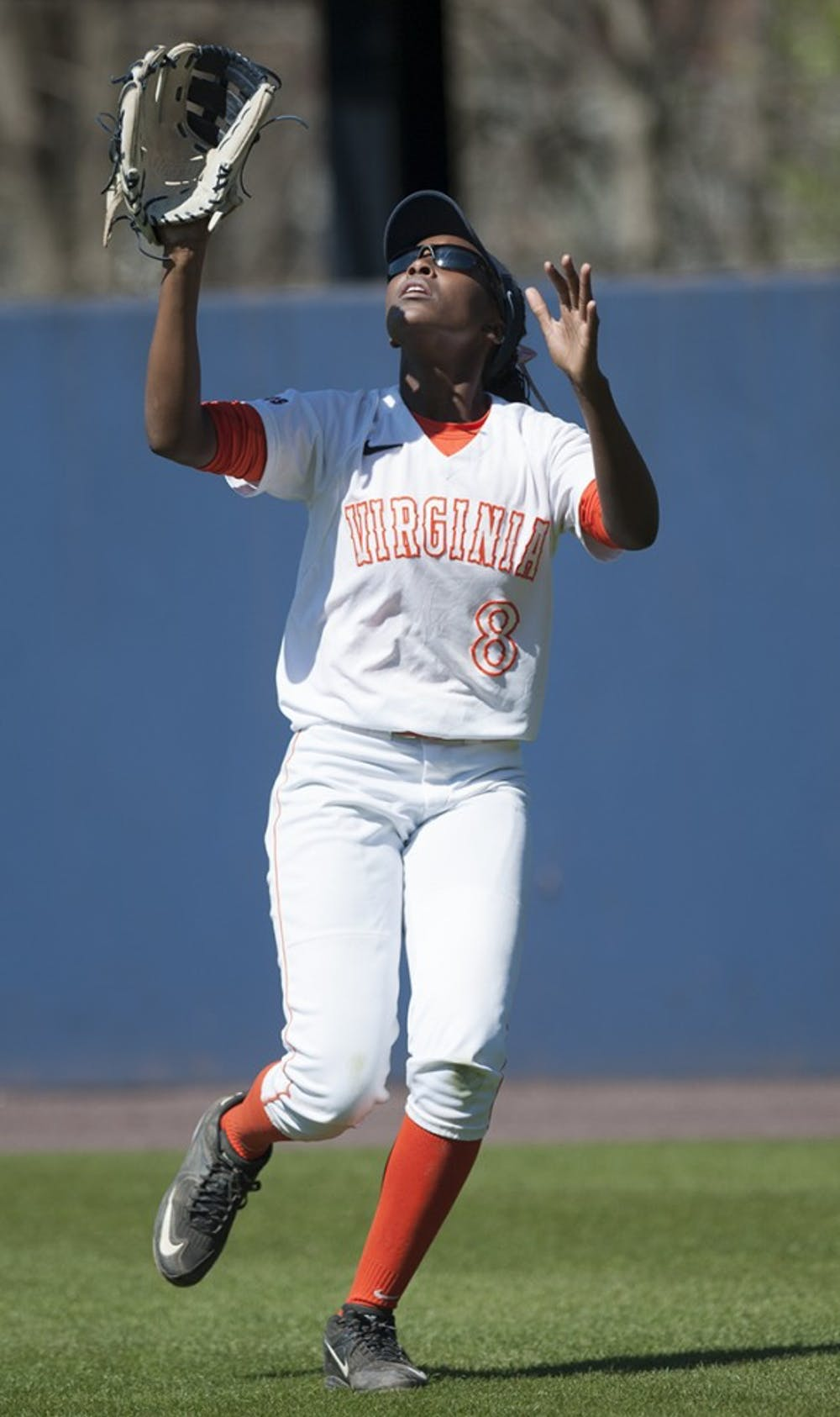 <p>Virginia junior outfielder Iyana Hughes hit a key three-run homerun in the seventh inning to help Virginia win a tightly contested third&nbsp;game, 4-2.</p>
