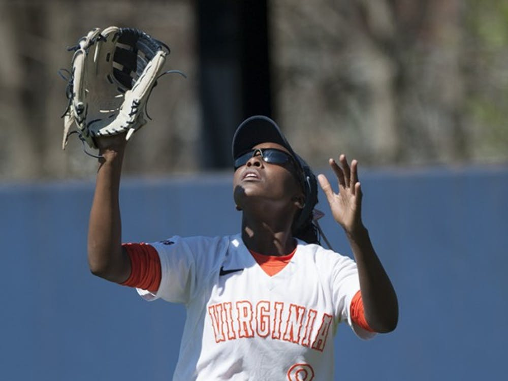Virginia junior outfielder Iyana Hughes hit a key three-run homerun in the seventh inning to help Virginia win a tightly contested third game, 4-2.