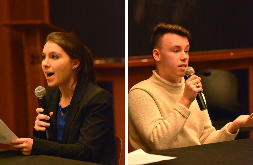 <p>The 2020 Student Council Presidential Candidate Forum was co-hosted by The Cavalier Daily and University Board of Elections.</p>