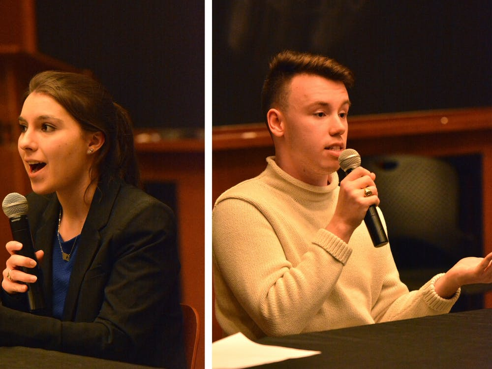 The 2020 Student Council Presidential Candidate Forum was co-hosted by The Cavalier Daily and University Board of Elections.