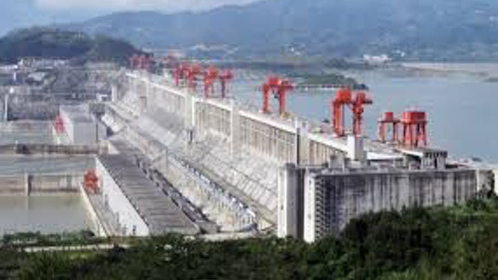 Hydroelectric dams not only cause the flooding of the surrounding land environment, but they also prevent the free movement of aquatic life and nutrients along the river.