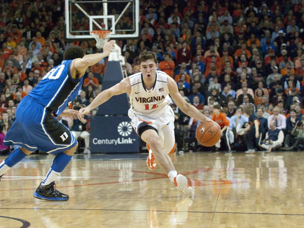 The Virginia Cavaliers demolished the Duke Blue Devils, 73-68. The Cavaliers never gave up their lead and Joe Harris scored a career high of 36 points. Photos were taken by Marshall Bronfin and Jenna Truong