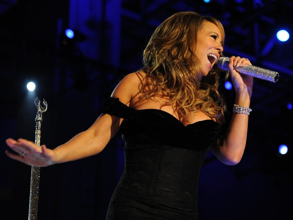 In 2006, the Academy nominated Mariah Carey for eight Grammys, but she only won three — and all in R&B categories.