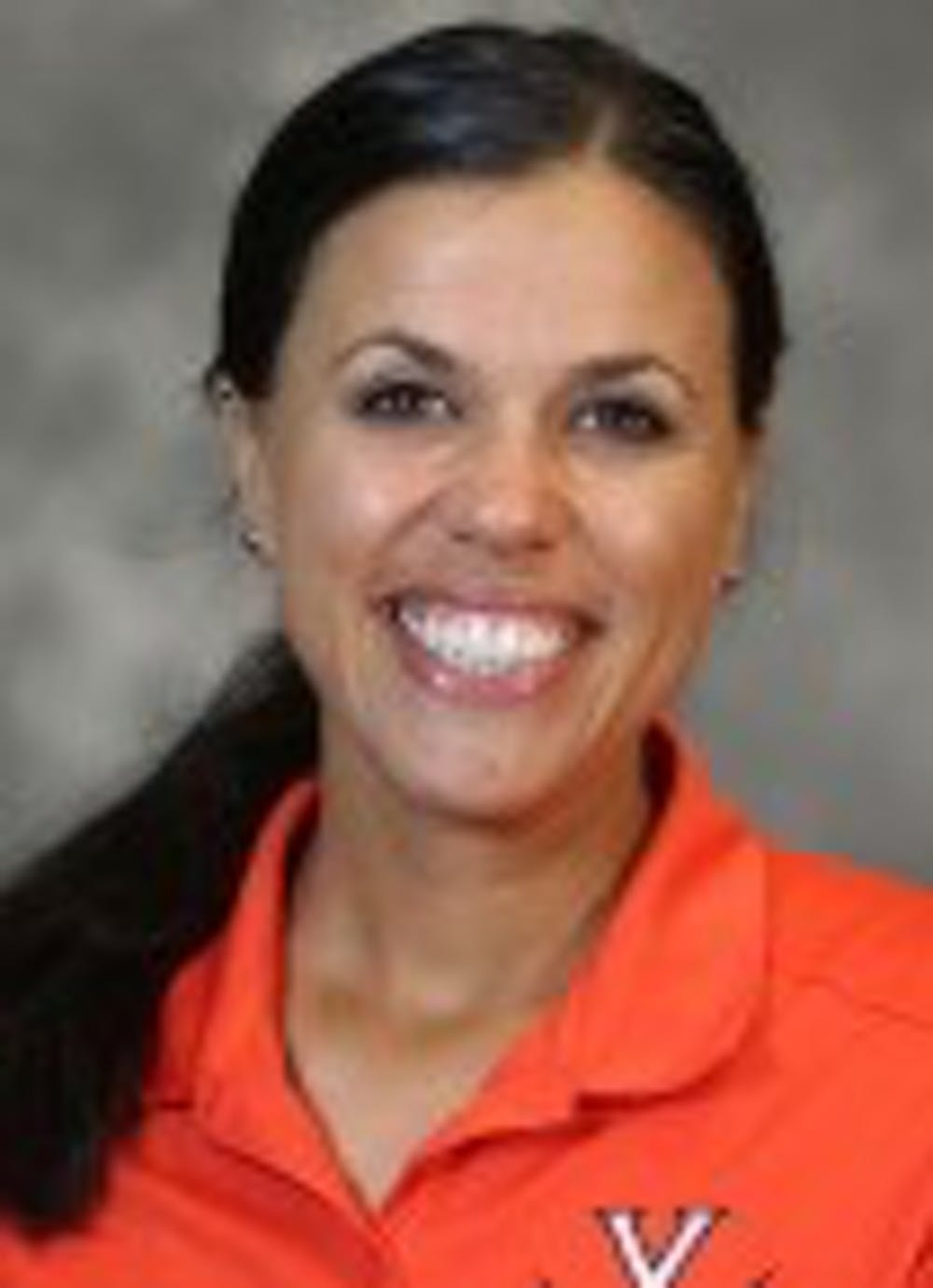 <p>Coach Joanna Hardin will try to&nbsp;lead Virginia to&nbsp;its first conference series win.&nbsp;</p>