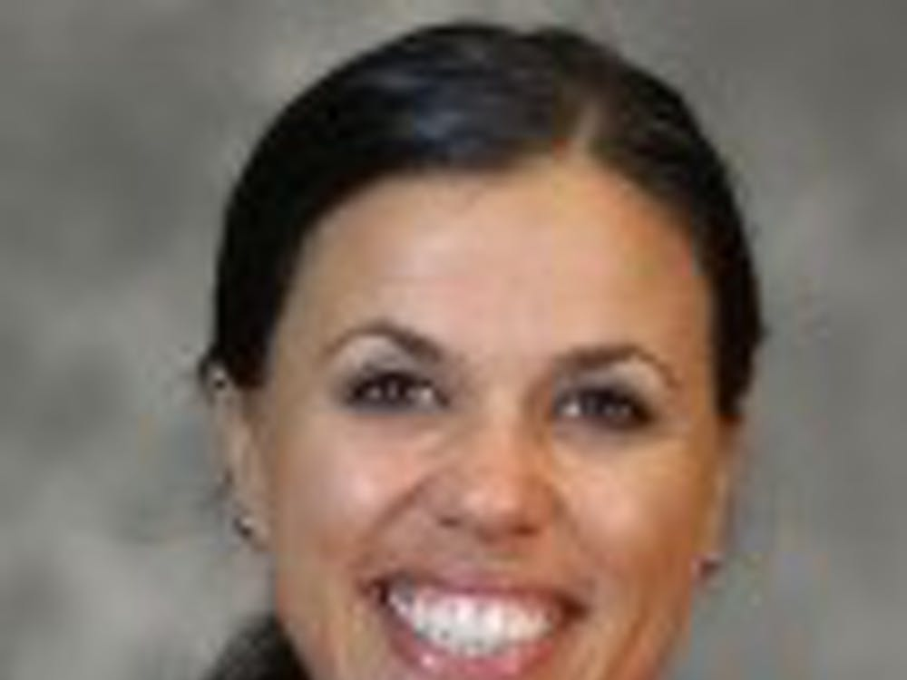 Coach Joanna Hardin will try tolead Virginia toits first conference series win.