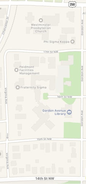 Woman chased by male suspect from Rugby Road to Virginia Avenue residence