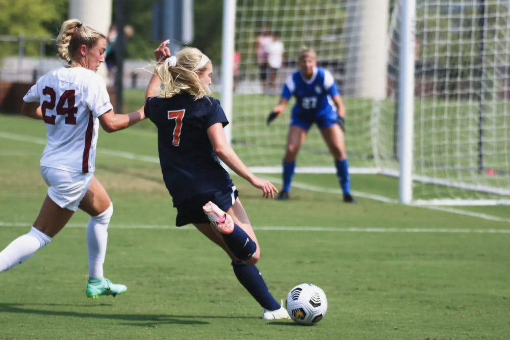 <p>Virginia has one of the most dynamic teams in the nation right now —&nbsp;one that is hoping to end the season with its first national championship.</p>