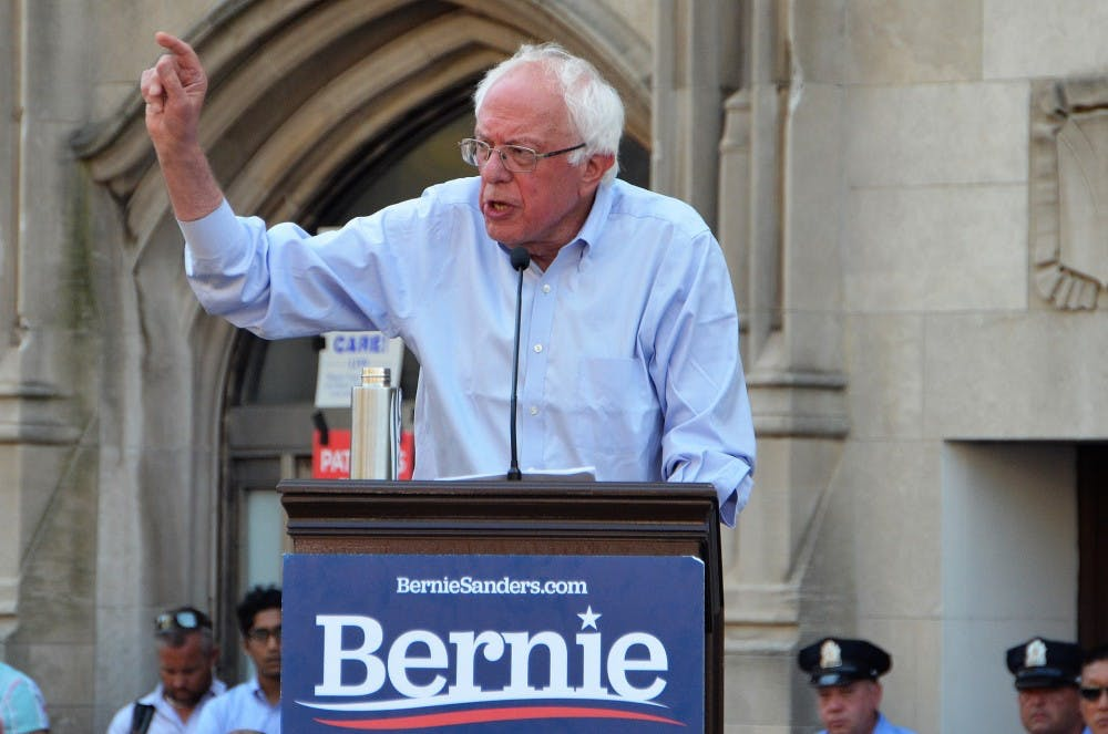 <p>Out of all the Democratic candidates, only Sanders will attempt to create a movement capable of transforming the country</p>