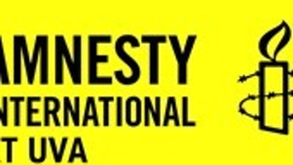 """La misión de Amnesty International en UVA es  """"luchar contra la injusticia y promover los derechos humanos""""."""