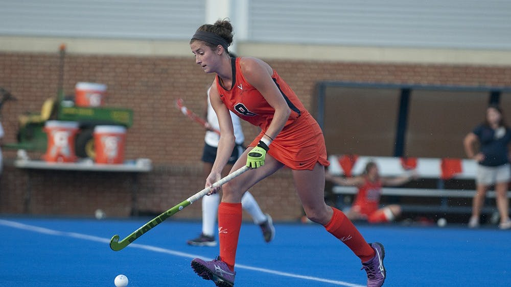 Sophomore midfielder Tara Vittese converted the game-winning penalty stroke in overtime to notchher 10th goal and 29th point of the year.
