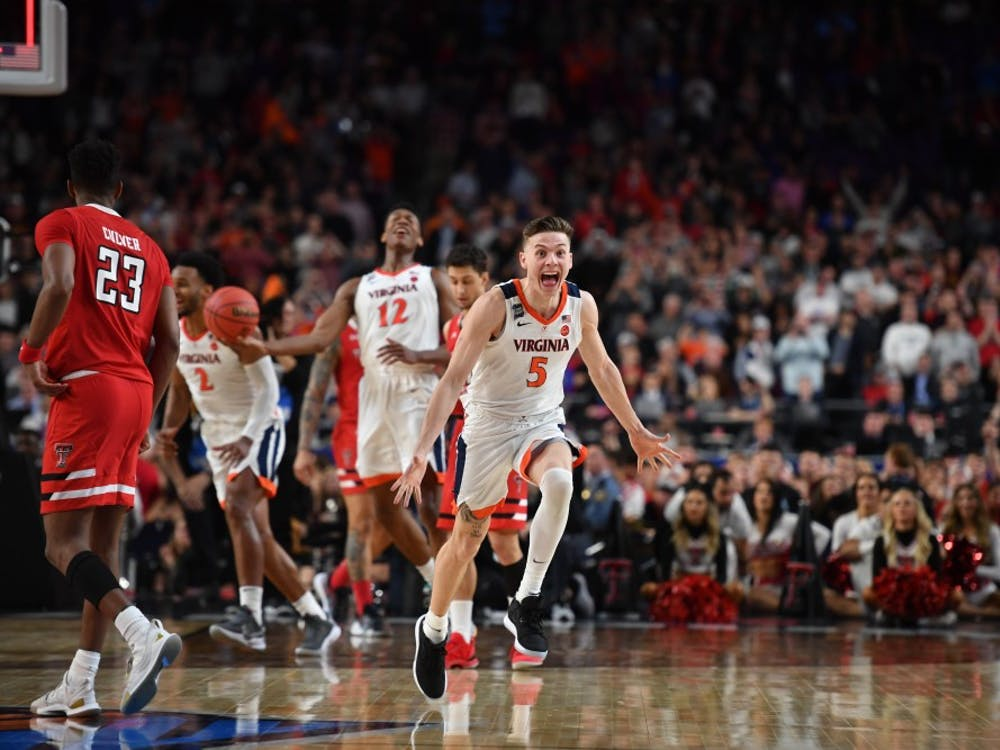 It was pure joy on the faces of Cavaliers players and fans as Virginia brought home the National Championship.