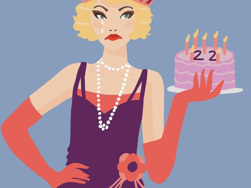 """The Roaring '20s, the legal drinking age and Taylor Swift's """"22""""— this unlikely trio personally captures the essence of the number 20, signifying liberating prosperity, dalliances and wild-spiritedness."""