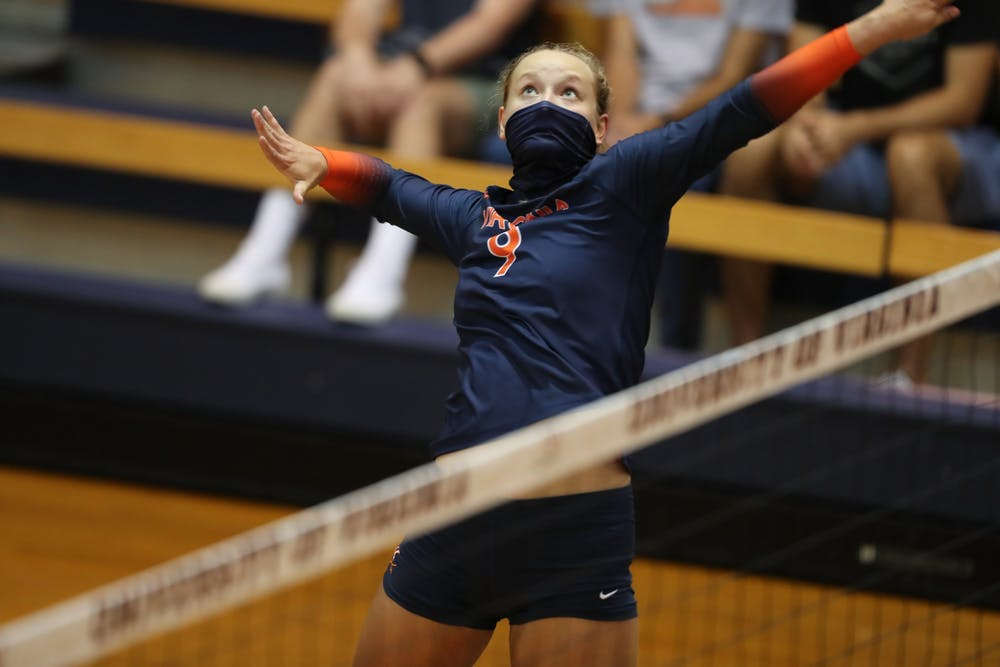 <p>Several Cavaliers had to play out of position in order to deliver a win for Virginia.</p>