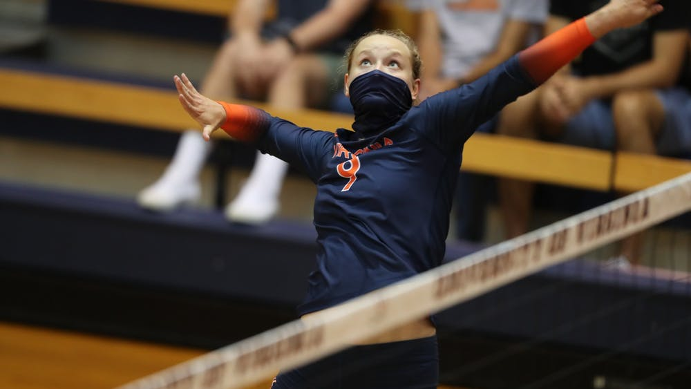 Several Cavaliers had to play out of position in order to deliver a win for Virginia.