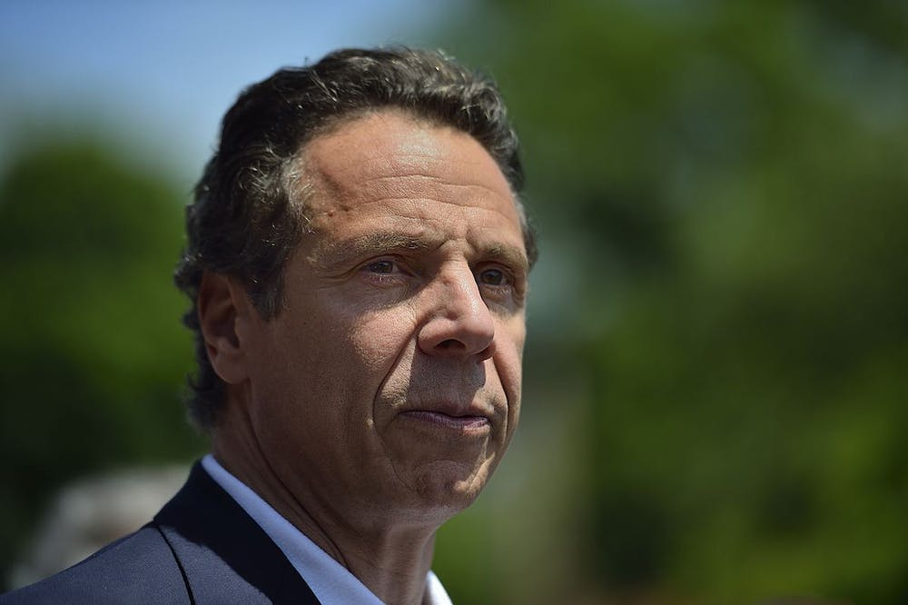 <p>Gov. Andrew Cuomo, D-NY, in particular, has become the face of these efforts.</p>