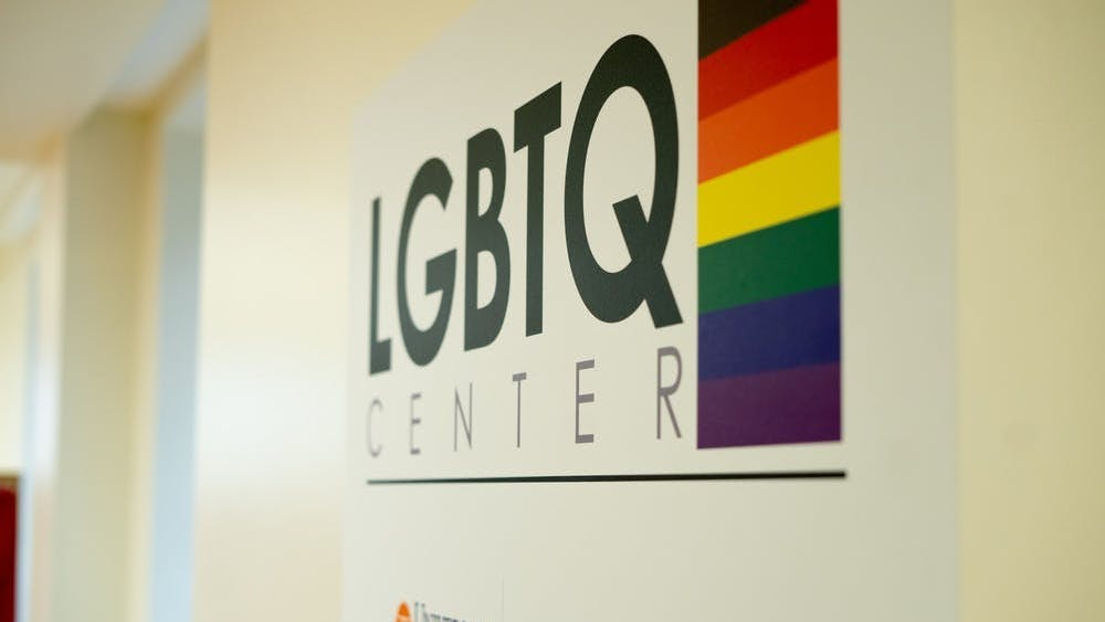 Last week, The University moved the LGBTQ center to a more accessible and visible location on the third floor.