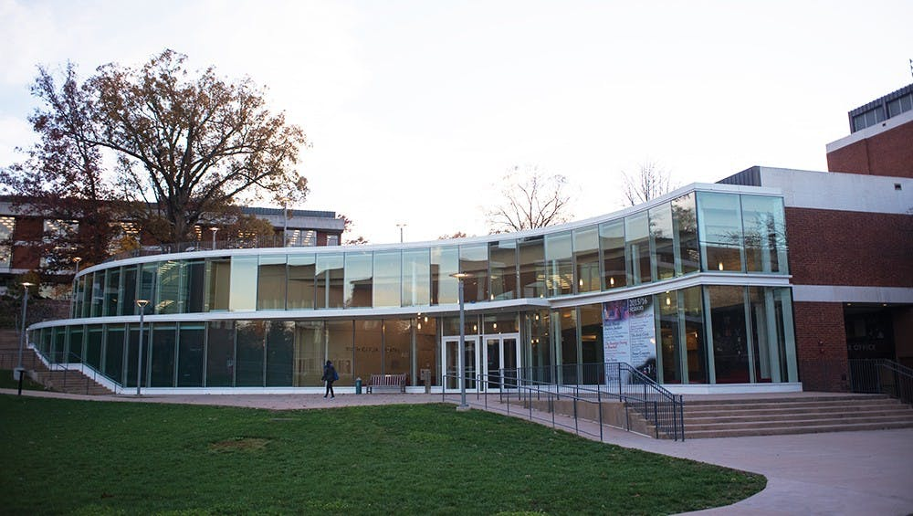 Inside U.Va. Arts hosted another webinar for a look into arts on Grounds next semester.