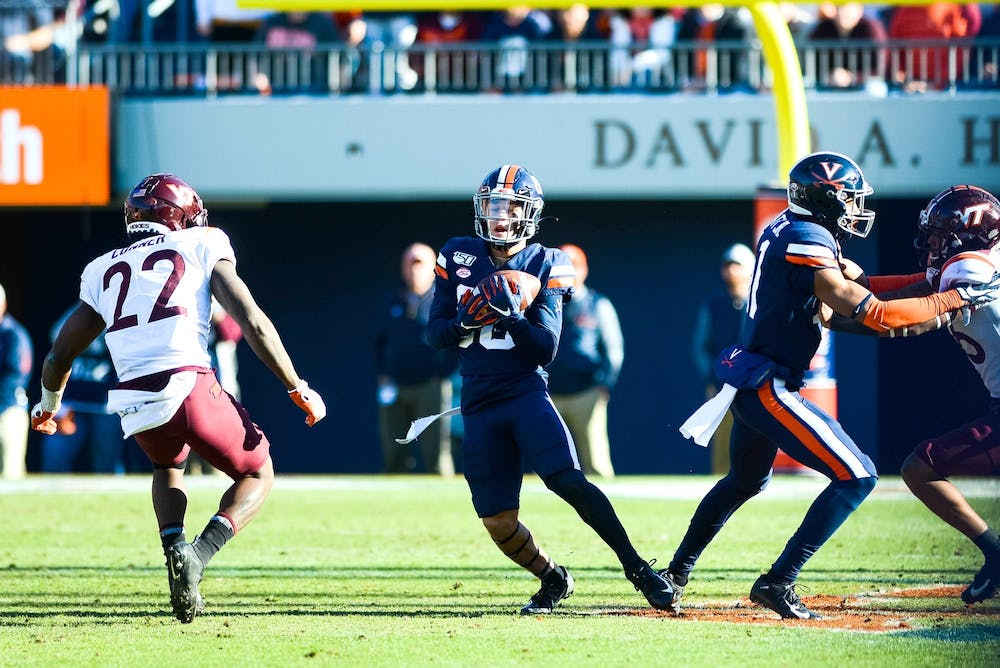 <p>After winning the Commonwealth Cup for the first time in 15 years last season, the Cavaliers look to repeat against a middling Virginia Tech squad.&nbsp;</p>