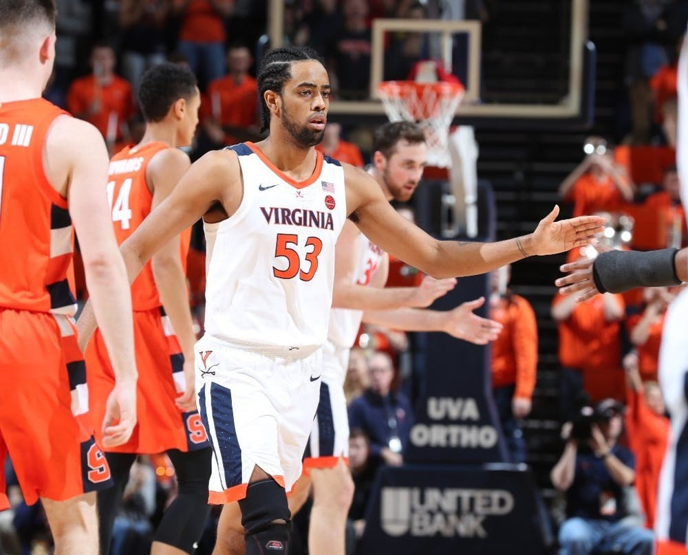 <p>Junior guard Tomas Woldetensae was outstanding from deep against Wake Forest, scoring 21 points off of seven threes.&nbsp;</p>
