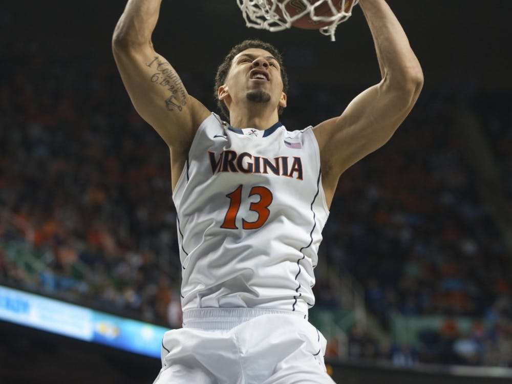 Sophomore forward Anthony Gill finished with 16 points and five rebounds — four offensive — in No. 6 Virginia's 64-51 win against Florida State.