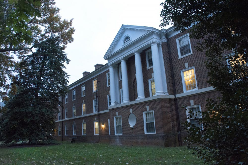 <p>Brown College's co-chair of membership noted that 66 percent of residents identify as LGBTQ+.&nbsp;</p>