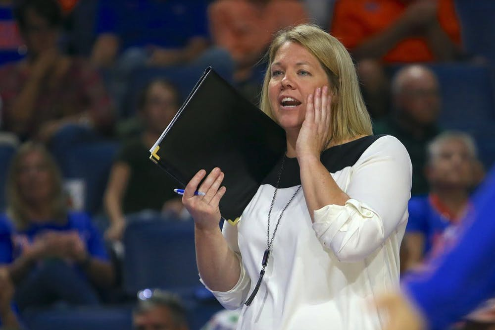 <p>Wells has spent years in the volleyball world and will now bring her talents to Charlottesville.</p>