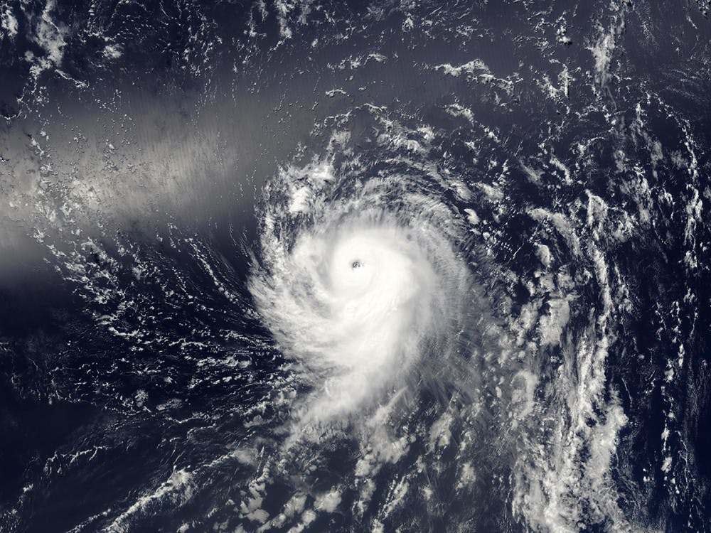 Hurricane Florence could make landfall as soon as Thursday
