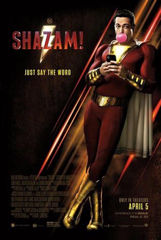 <p>'Shazam!' is a goofy superhero movie following the life of Billy Benson (Asher Angel) and his superhero alter ego (Zachary Levi).</p>