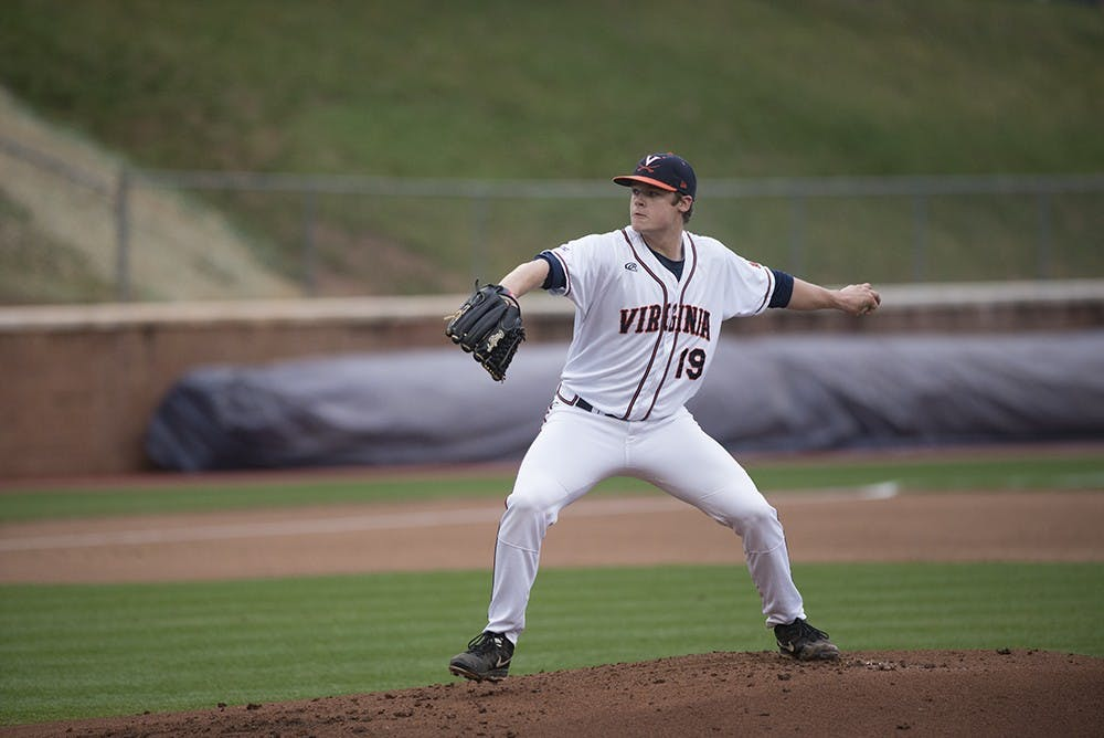 <p>Now a junior, lefty Nathan Kirby is bringing it once again. He has a 1.94 ERA, best on the Virginia staff, and 69 strikeouts in 51 innings pitched.  </p>