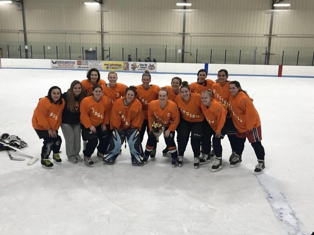 <p>The team features an eclectic mix of University students, including both new and experienced ice hockey players.</p>