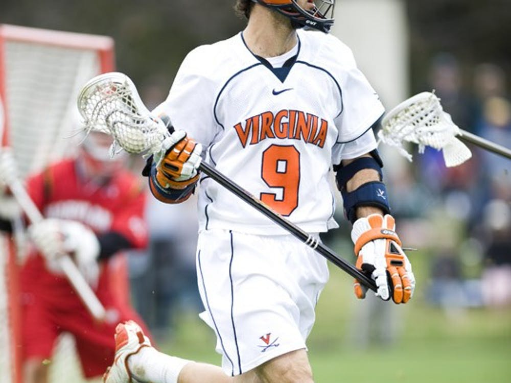 All-American Danny Glading led the Cavaliers to a 13-1 season. His career ended in disappointment, however, after a 16-5 loss to Cornell in the NCAA tournament. His loss leaves a big hole to fill on offense. Photo by: Bennett Sorbo