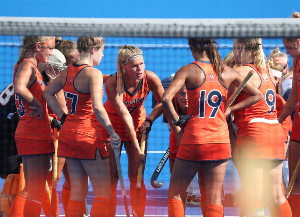 <p>The Cavaliers were defeated by the Tar Heels twice on the road at Shelton Stadium in Chapel Hill, N.C.&nbsp;</p>